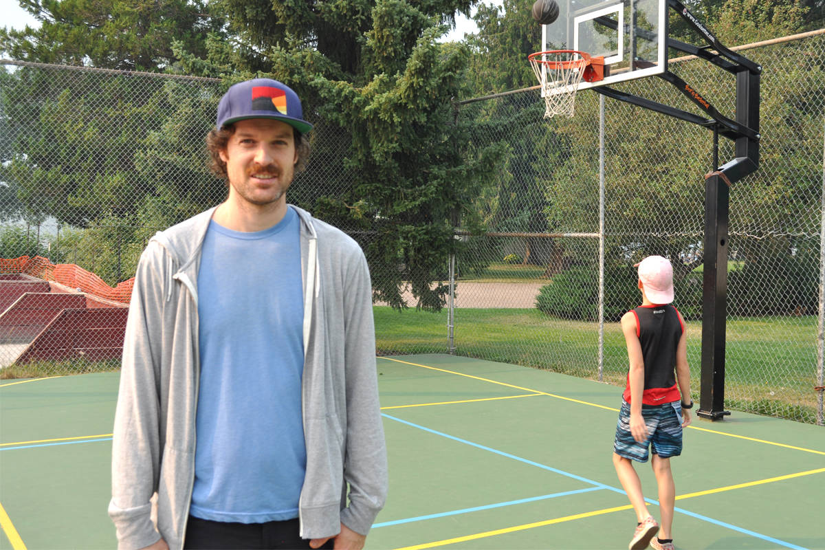 Read more about the article New Basketball Court at Lakeside Park